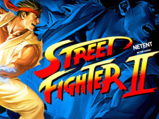 Street Fighter II NetEnt
